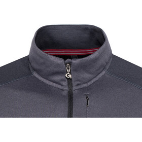 Gonso Salo Langarm Active Shirt Herren graphite